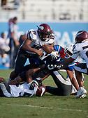 Jack Codwell (28) - Norland Vikings (Miami) vs IMG Academy Football on October 26, 2019 at IMG Academy in Bradenton, Florida.  (Mike Janes Photography)
