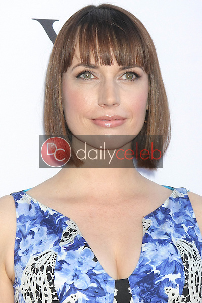 "Julie Ann Emery<br /> <br /> at the ""Unity"" Documentary World Premeire, Director's Guild of America, Los Angeles, CA 06-24-15"