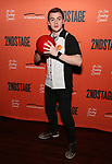 Jack DiFalco attends The Second Stage Theater's  32nd Annual All-Star Bowling Classic at the Lucky Strike on February 11, 2019 in New York City.