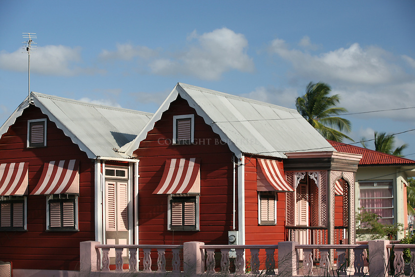 Chattel House (between Holetown and Speightstown).St. James Parish.Barbados
