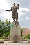Statue Of King Sisavang