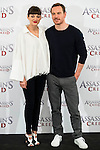 "French actress Marion Cotillard and german actor Michael Fassbender during the presentation of the film ""Assassin's Creed"" in Madrid, Spain. December 07, 2016. (ALTERPHOTOS/BorjaB.Hojas)"