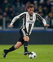 Claudio Marchisio Juventus <br /> Torino 07-12-2016 Juventus Stadium Football Calcio Champions League 2016/2017 Juventus - Dinamo Zagreb . Foto Filippo Alfero Insidefoto