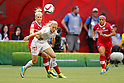 FIFA Women's World Cup Canada 2015 Round of 16 : Canada 1-0 Switzerland