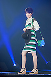 Ayame Goriki, Feb 28, 2015 : 2015/02/28 Tokyo, The 20th Tokyo Girls Collection 2015 Spring/Summer was held at Yoyogi National First Gymnasium. (Photo by Michael Steinebach/Aflo)