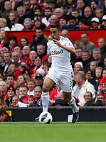 Pictured: Neil Taylor.<br />