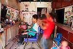 Barbers Shop, Cambodia