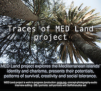 Traces of MED Land 1