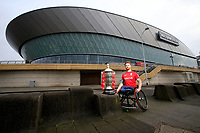 Picture by Chris Mangnall/swpix.com - 24/01/2019 - Rugby League - Wheelchair Rugby League World Cup - Promotion - M&S Bank Arena - Liverpool -<br />