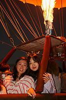 20190418 18 April Hot Air Balloon Cairns
