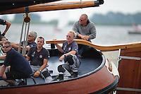 ZEILEN: FRYSLAN: SKS Skûtsjesilen 2014, ©foto Martin de Jong