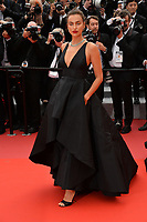 Irina Shayk at the gala screening for &quot;Yomeddine&quot; at the 71st Festival de Cannes, Cannes, France 09 May 2018<br /> Picture: Paul Smith/Featureflash/SilverHub 0208 004 5359 sales@silverhubmedia.com