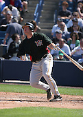 Brad Eldred of the Pittsburgh Pirates vs. the New York Yankees March 18th, 2007 at Legends Field in Tampa, FL during Spring Training action.  Photo copyright Mike Janes Photography 2007.