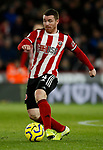 John Fleck of Sheffield Utd during the Premier League match at Bramall Lane, Sheffield. Picture date: 5th December 2019. Picture credit should read: Simon Bellis/Sportimage