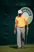 Sergio Garcia (ESP) on the 18th during the 3rd round at the Nedbank Golf Challenge hosted by Gary Player,  Gary Player country Club, Sun City, Rustenburg, South Africa. 10/11/2018 <br /> Picture: Golffile | Tyrone Winfield<br /> <br /> <br /> All photo usage must carry mandatory copyright credit (&copy; Golffile | Tyrone Winfield)