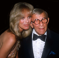 Susan Anton George Burns Undated<br /> Photo By John Barrett/PHOTOlink