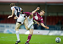 05/05/2010   Copyright  Pic : James Stewart.sct_js004_falkirk_v_st_johnstone  .::  COLIN HEALY IS CHALLENGED BY JOSH FALKINGHAM ::  .James Stewart Photography 19 Carronlea Drive, Falkirk. FK2 8DN      Vat Reg No. 607 6932 25.Telephone      : +44 (0)1324 570291 .Mobile              : +44 (0)7721 416997.E-mail  :  jim@jspa.co.uk.If you require further information then contact Jim Stewart on any of the numbers above.........