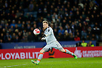 Newcastle United goalkeeper Robert Elliot during the Barclays Premier League match at The King Power Stadium.  Photo credit should read: Malcolm Couzens/Sportimage