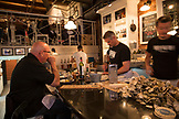 CANADA, Vancouver, British Columbia, Rodney's Oyster House in Yaletown