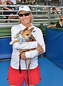 DELRAY BEACH, FL - NOVEMBER 23: Martina Navratilova attends and participates at the 30TH Annual Chris Evert Pro-Celebrity Tennis Classic - Day 2 at the Delray Beach Tennis Center on November 23, 2019 in Delray Beach, Florida.  ( Photo by Johnny Louis / jlnphotography.com )