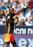 Valencia CF's Eliaquim Mangala during La Liga match. September 25,2016. (ALTERPHOTOS/Acero)
