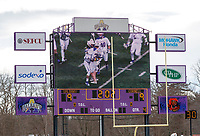 University at Albany Men's Lacrosse defeats Cornell 11-9 on Mar 4 at Casey Stadium.