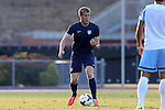 24 May 2014: USA Under-20's Eric Lickert. The Under-20 United States Men's National Team played a scrimmage against the Wilmington Hammerheads at Dail Soccer Field in Raleigh, North Carolina. Wilmington won the game 4-2.
