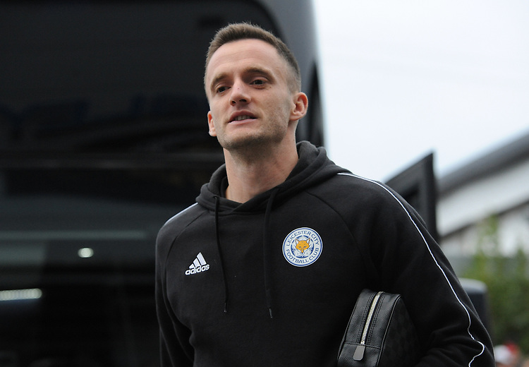 Photographer Ian Cook/CameraSport<br /> <br /> The Emirates FA Cup Third Round - Newport County v Leicester City - Sunday 6th January 2019 - Rodney Parade - Newport<br />  <br /> World Copyright &copy; 2019 CameraSport. All rights reserved. 43 Linden Ave. Countesthorpe. Leicester. England. LE8 5PG - Tel: +44 (0) 116 277 4147 - admin@camerasport.com - www.camerasport.com