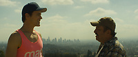Papi Chulo (2018)<br /> Matt Bomer, Alejandro Patino <br /> *Filmstill - Editorial Use Only*<br /> CAP/MFS<br /> Image supplied by Capital Pictures