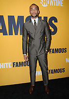 "27 September  2017 - West Hollywood, California - Kendrick Sampson. World premiere of Showtime's ""White Famous"" held at The Jeremy in West Hollywood. Photo Credit: Birdie Thompson/AdMedia"
