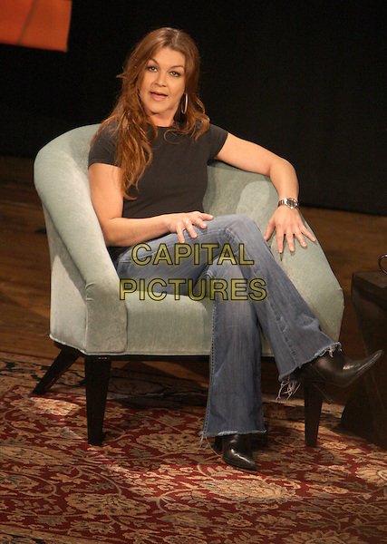 Gac Presents Cma Celebrity Closeup Hosted By Lorianne Crook Held At The Ryman