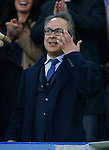 Everton owner Farhad Moshiri during the Emirates FA Cup match at Goodison Park. Photo credit should read: Philip Oldham/Sportimage