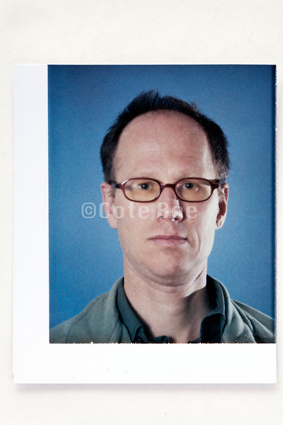 identity style  head and shoulder portrait photo late 1990s