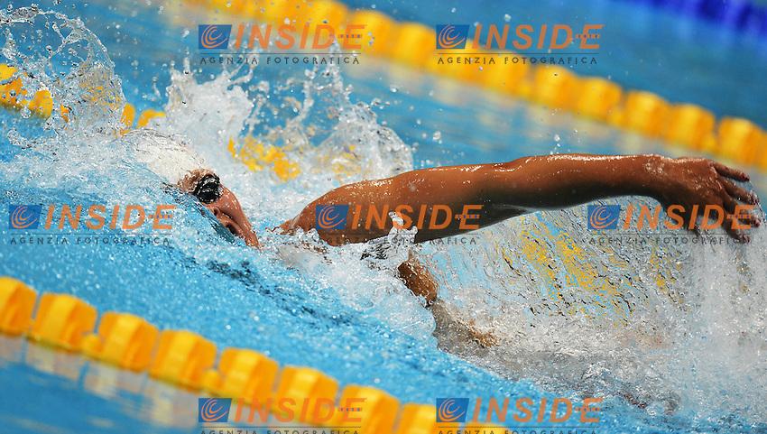 Lotte Friis Denmark Women's 800m Freestyle.London 02/8/2012 Aquatics Center.London 2012 Olympic games - Olimpiadi Londra 2012.Swimming - Nuoto.Foto Andrea Staccioli Insidefoto