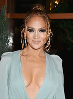CENTURY CITY, CA - JANUARY 11: Jennifer Lopez attends the 2020 Los Angeles Critics Association (LAFCA) Awards Ceremony at InterContinental Los Angeles Century City on January 11, 2020 in Los Angeles, California.<br /> CAP/ROT/TM<br /> ©TM/ROT/Capital Pictures