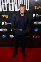 Francis Lorenzo attends to La Caza. Monteperdido premiere at Capitol cinema in Madrid, Spain. March 12, 2019. (ALTERPHOTOS/A. Perez Meca)