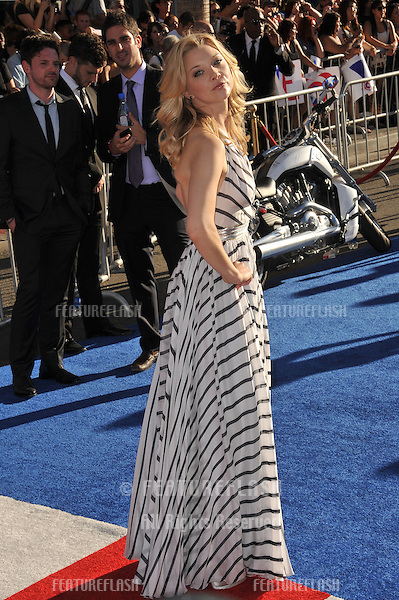 "British actress Natalie Dormer at the premiere of her new movie ""Captain America: The First Avenger"" at the El Capitan Theatre, Hollywood..July 19, 2011  Los Angeles, CA.Picture: Paul Smith / Featureflash"