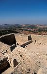 Jordan,  Ajlun Fortress&amp;#xA;<br />