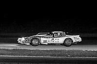 Joe Cotrone , #42 Chevrolet Corvette, Paul Revere 250, Daytona International Speedway, Daytona Beach, Florida, July 4, 1981. (Photo by Brian Cleary/ www.bcpix.com)