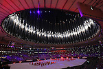Rio 2016 Olympic Games Opening Ceremony, <br /> AUGUST 5, 2016 : <br /> Opening Ceremony <br /> at Maracana <br /> during the Rio 2016 Olympic Games in Rio de Janeiro, Brazil. <br /> (Photo by Yusuke Nakanishi/AFLO SPORT)