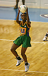 Commonwealth Games Melbourne 2006, Netball St Vincent & Grenedines v England, England won 78-18 Photo: Grant Treeby