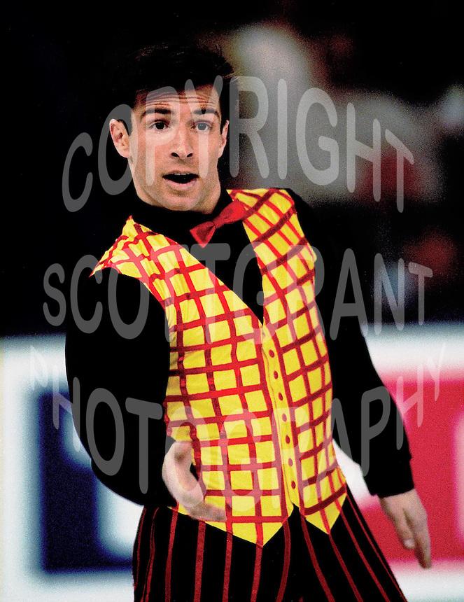 Michael Shmerkin Israel. Skate Canada. Photo Scott Grant