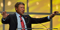 David Novak, recognized as ?2012 CEO of the Year? by Chief Executive magazine, runs Yum! Brands, the world's largest restaurant company, parent of KFC, Pizza Hut and Taco Bell. Novak speaks at the American Chamber of Commerce Executives (ACCE) annual convention in Louisville, Kentucky.