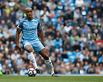 Vincent Kompany of Manchester City during the English Premier League match at the Etihad Stadium, Manchester. Picture date: May 6th 2017. Pic credit should read: Simon Bellis/Sportimage