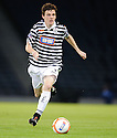 Andy Robertson : Queen's Park FC ........29/08/2012   Copyright  Pic : James Stewart.jsp046_qp_v_dundee   .James Stewart Photography 19 Carronlea Drive, Falkirk. FK2 8DN      Vat Reg No. 607 6932 25.Telephone      : +44 (0)1324 570291 .Mobile              : +44 (0)7721 416997.E-mail  :  jim@jspa.co.uk.If you require further information then contact Jim Stewart on any of the numbers above........