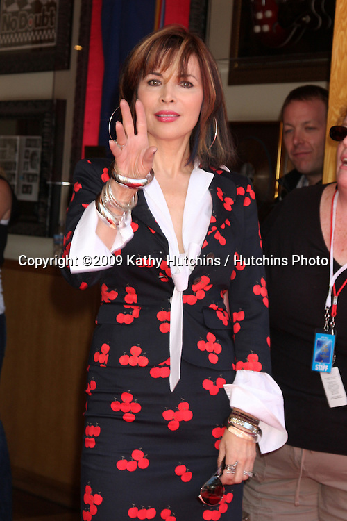 Lauren Koslow.at the Day of Days of Our Lives Fan Event 2009.Universal City Walk.Los Angeles,  CA.November 7, 2009.©2009 Kathy Hutchins / Hutchins Photo.