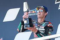 Fabio Quartararo Sepang Racing Team SRT winner<br /> Andalucia MotoGP 2020 <br /> Jerez 26/07/2020 Moto Gp Andalucia 2020 / Spain<br /> Photo SRT Press Office / Insidefoto <br /> EDITORIAL USE ONLY
