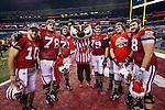 2012 NCAA Football: Big Ten Championship