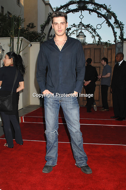 "Brent Weber..arriving at The SOAPnet's ""Night Before Party"" for the ..nominees of the 2007 Daytime Emmy Awards on            June 14, 2007 at Boulevard3 in Hollywood, California...Robin Platzer, Twin Images........212-935-0770"