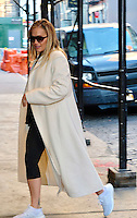 www.acepixs.com<br /> <br /> February 6 2017, New York City<br /> <br /> Singer Rita Ora wears an oversized coat as she runs around in Soho on February 6 2017 in New York City<br /> <br /> By Line: Curtis Means/ACE Pictures<br /> <br /> <br /> ACE Pictures Inc<br /> Tel: 6467670430<br /> Email: info@acepixs.com<br /> www.acepixs.com